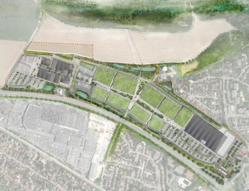 Mission d'études de faisabilité pour le réaménagement d'un parc d'activités économiques Val Ezanville